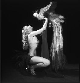Striptease Artist Lili St.Cyr, ca 1946