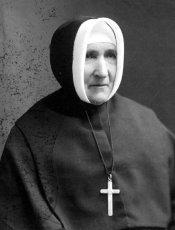 Architect and builder Mother Joseph, born Esther Pariseau in Saint-Elzéar, Québec in 1823