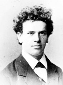 Franz Boas, circa 1880-1881