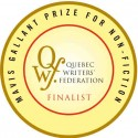 Finalist for QWF Non-Fiction Prize