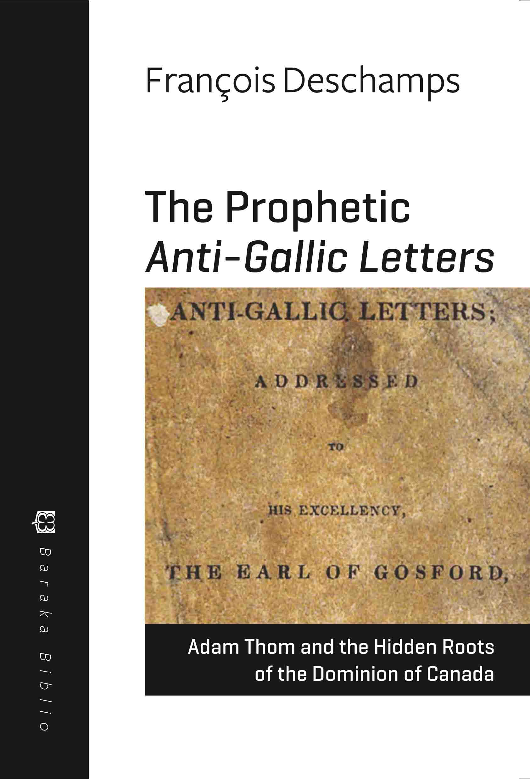 The Prophetic Anti-Gallic Letters