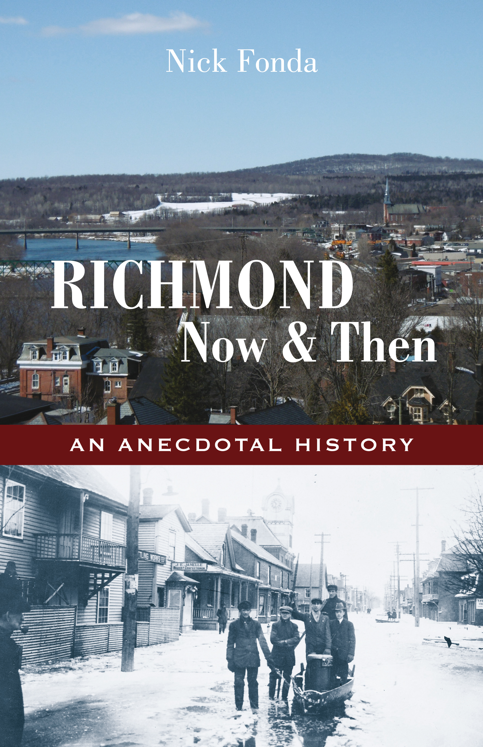 Richmond, Now and Then